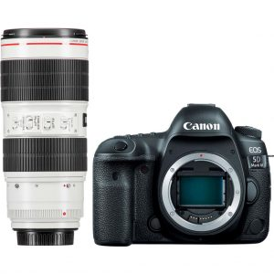 Canon EOS 5D Mark IV + 70-200mm f/2.8L IS III USM kopen?