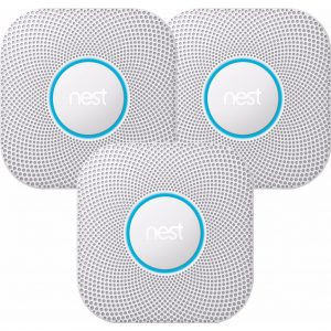 Google Nest Protect V2 Netstroom 3-Pack kopen?