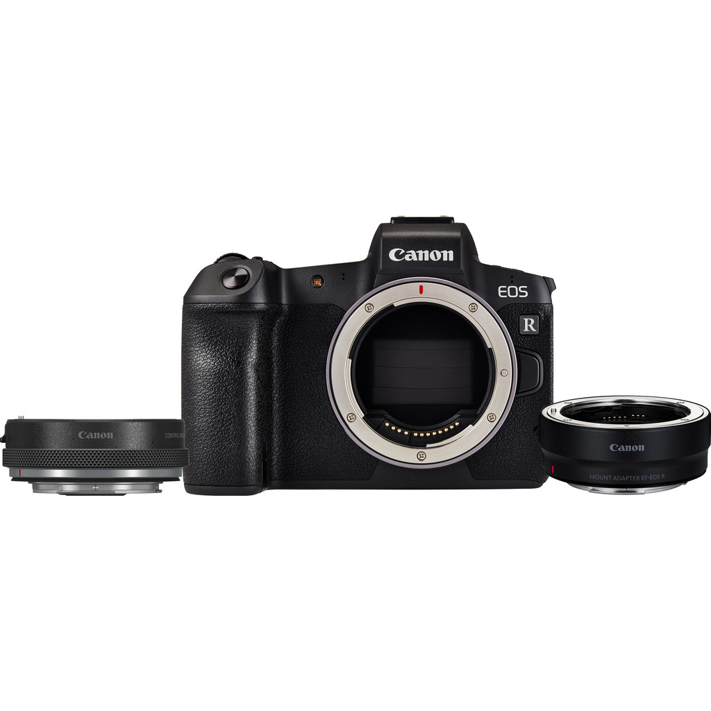 Canon EOS R + Adapter + Control Ring Mount Adapter kopen?