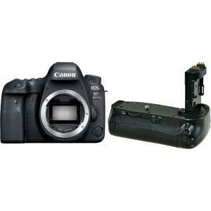 Canon EOS 6D Mark II + Jupio Battery Grip (BG-E21) kopen?