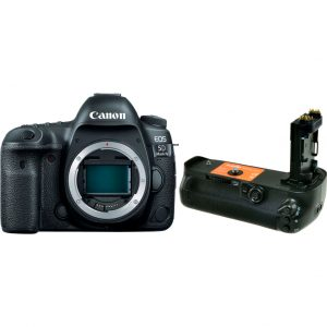 Canon EOS 5D Mark IV + Jupio Battery Grip (BG-E20) kopen?