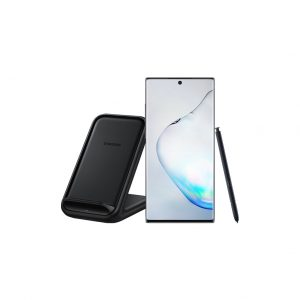 Samsung Galaxy Note 10 Plus 512 GB Zwart + Samsung Wireless Charger Stand 15W Zwart kopen?