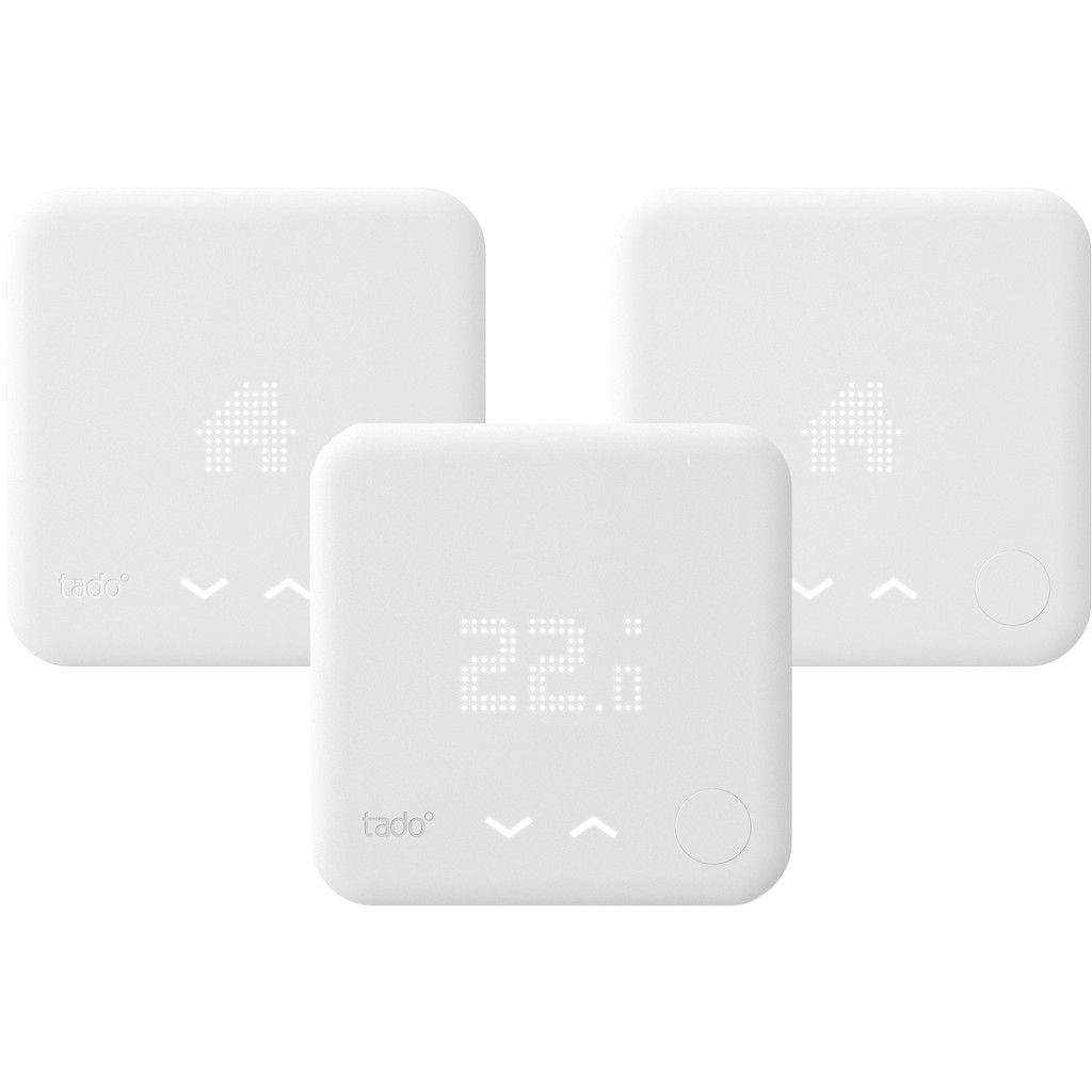 Tado Slimme Thermostaat V3+ + Multi-Zone Duo Pack kopen?