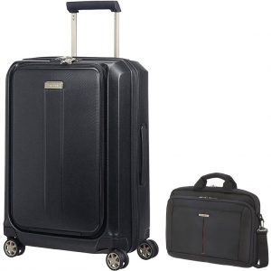 Samsonite Prodigy Spinner 55cm Black + Samsonite GuardIt 2.0 kopen?