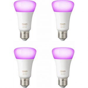 Philips Hue White and Color E27 Bluetooth 4-Pack kopen?