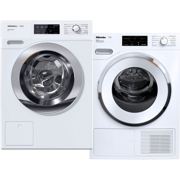 Miele WCI 330 PowerWash XL + Miele TWJ 680 WP kopen?