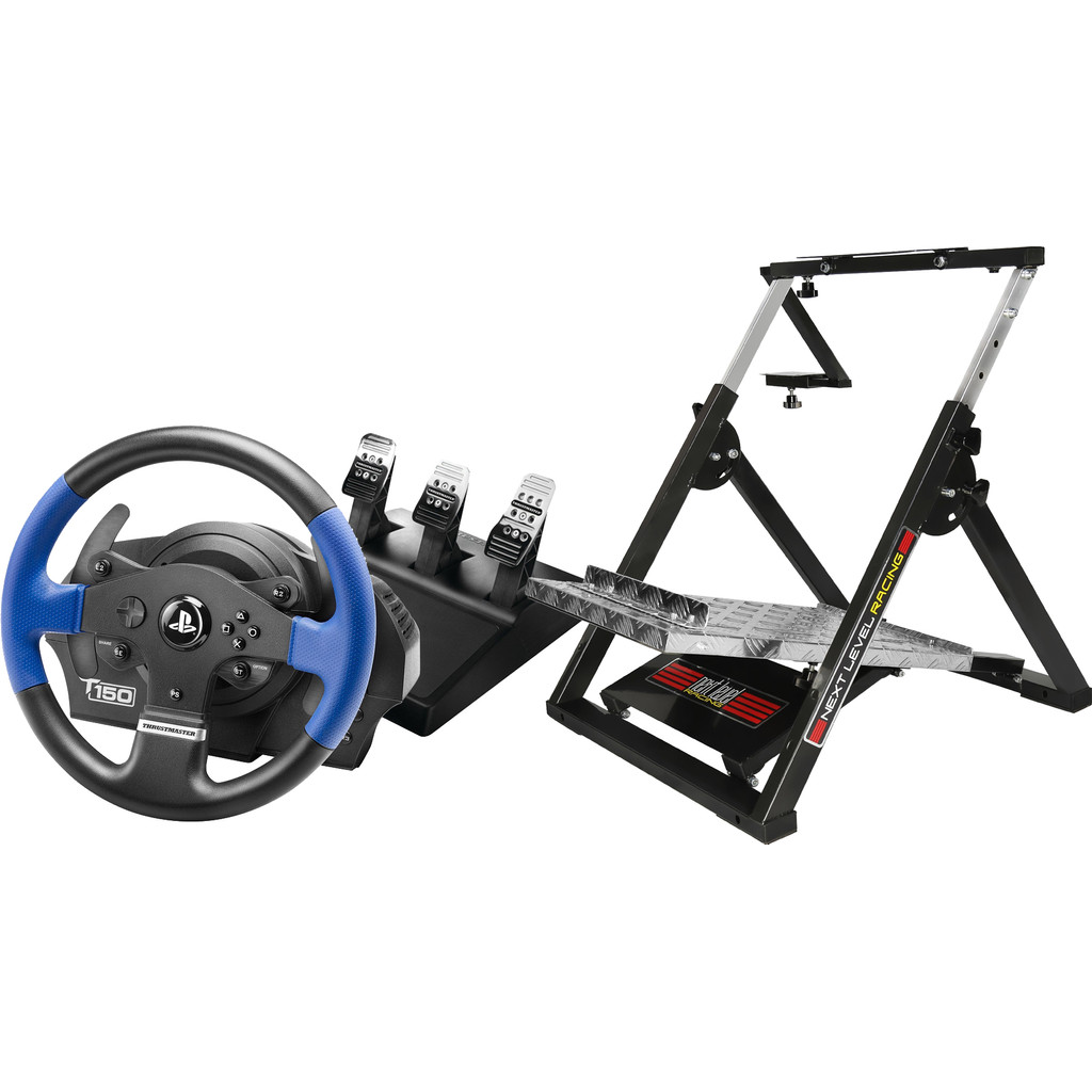 Thrustmaster T150 RS Pro + Next Level Racing Wheel Stand kopen?