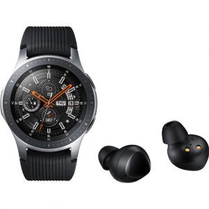 Samsung Galaxy Watch 46 mm Silver + Samsung Galaxy Buds kopen?