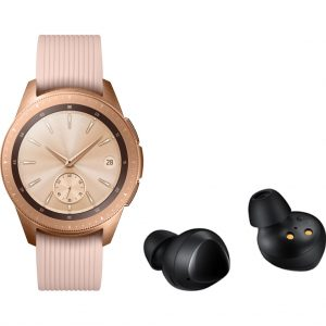 Samsung Galaxy Watch 42 mm Rose Gold + Samsung Galaxy Buds kopen?