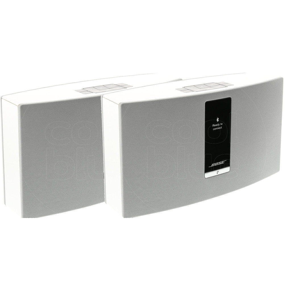 Bose SoundTouch 20 III Wit Duo Pack kopen?