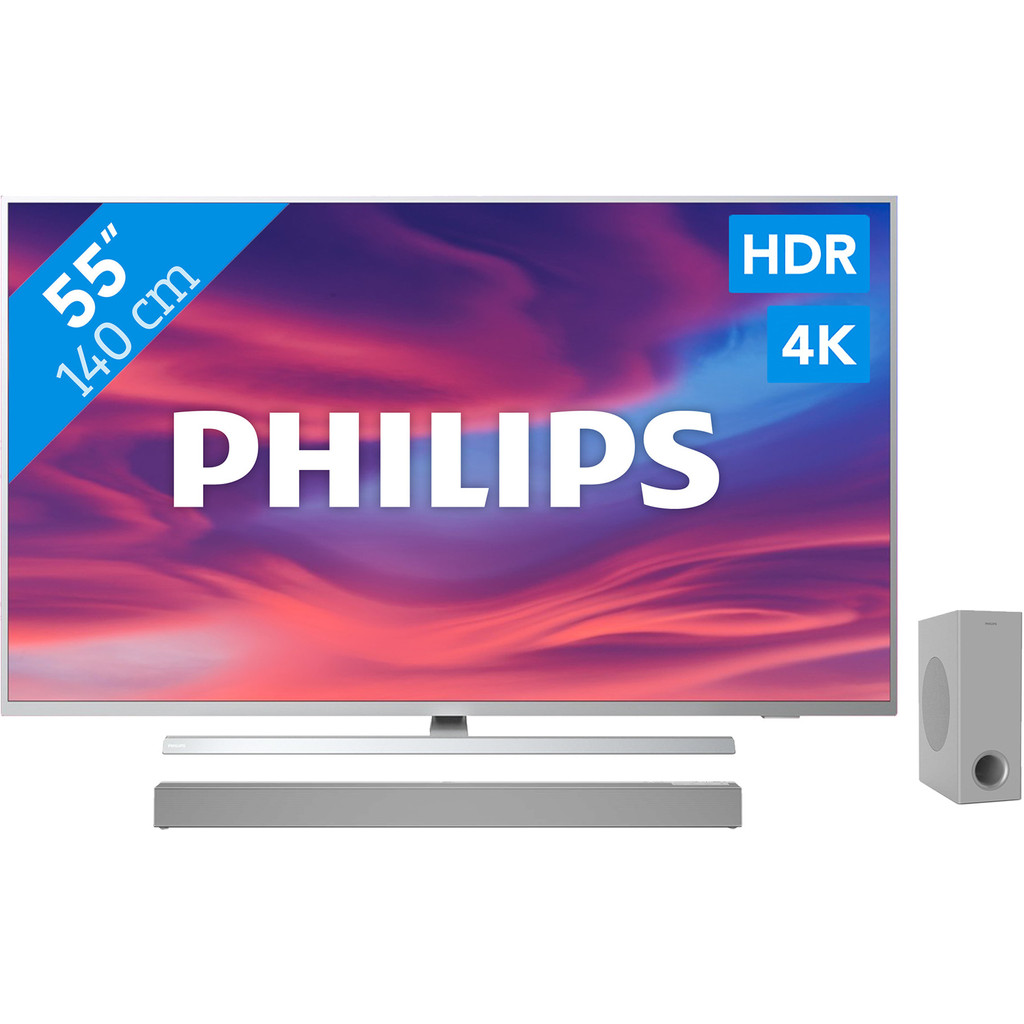 Philips The One (55PUS7304) - Ambilight + Soundbar kopen?
