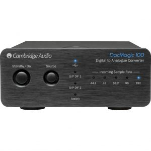 Cambridge Audio DacMagic 100 Zwart kopen?