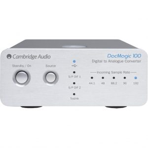 Cambridge Audio DacMagic 100 Zilver kopen?