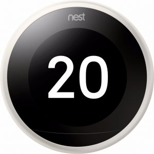 Google Nest Learning Thermostat V3 Premium Wit met installatie kopen?