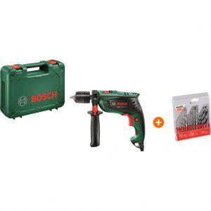 Bosch EasyImpact 550 + Kreator Borenset Metaal/Steen/Hout 16-delig kopen?