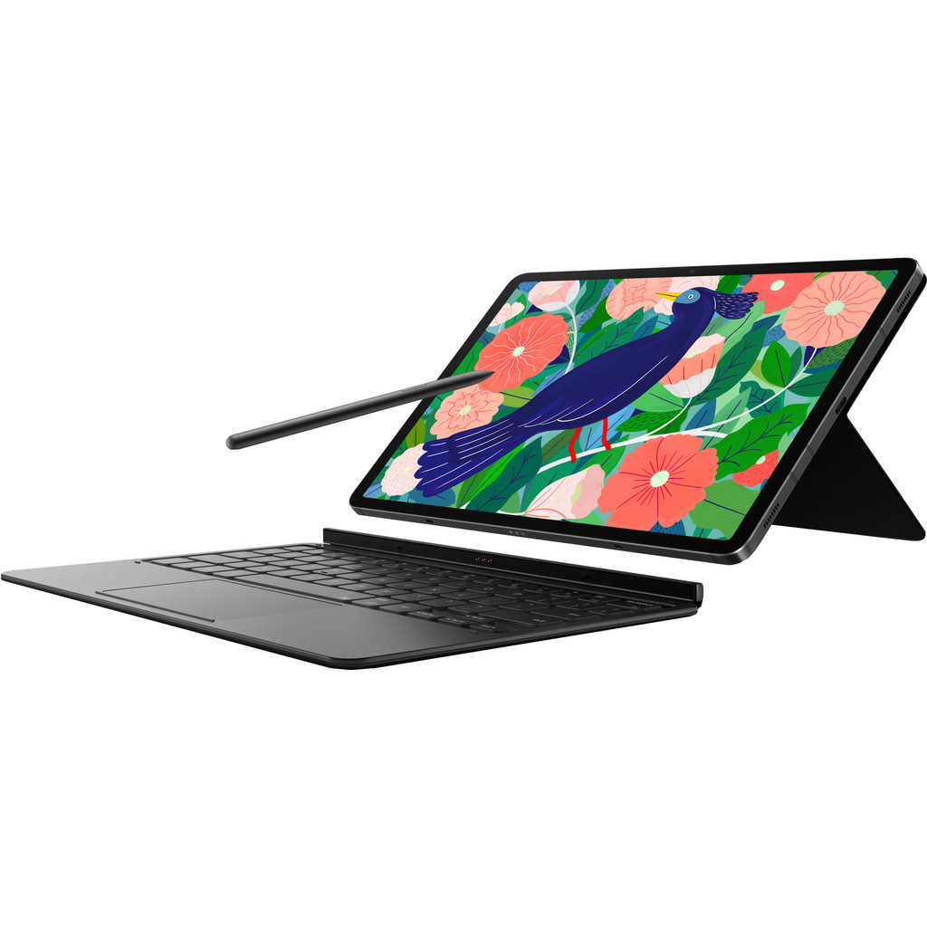Samsung Galaxy Tab S7 Plus Toetsenbord Hoes QWERTY kopen?